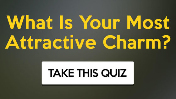 Incredibly amazing, one image can tell you a lot about your most attractive charm... Take this quiz to find out!