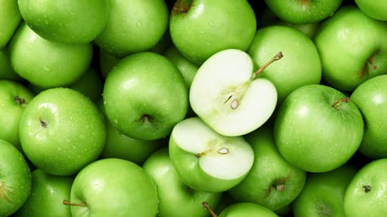 Why do we call these green apples Granny Smiths?
