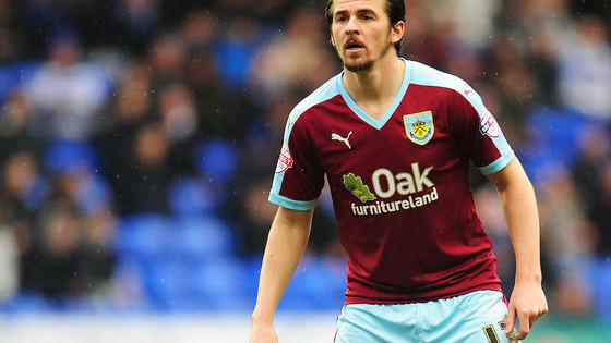Burnley fans have taken to Twitter to express their delight at the news the Joey Barton has re-signed for the Clarets