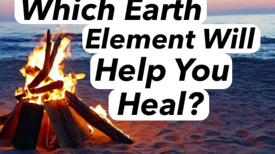 Sometimes stress can take over and when it does, what do you turn to? Nature is one of the best healing modalities and it can be accessed almost anywhere! Which earth element will help you heal?