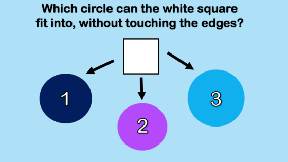 Which half of your brain is more dominant? Are you more creative or Observant? Take this spatial awareness test to find out!