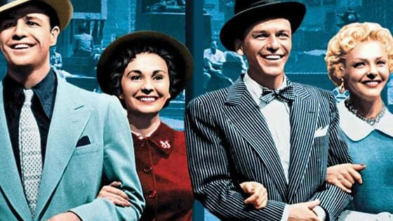 "Wanna bet on which ""Guys and Dolls"" character you are??   Well you better hope Lady Luck is on your side..."