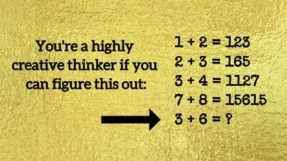 Are you secretly a genius? Let's find out!