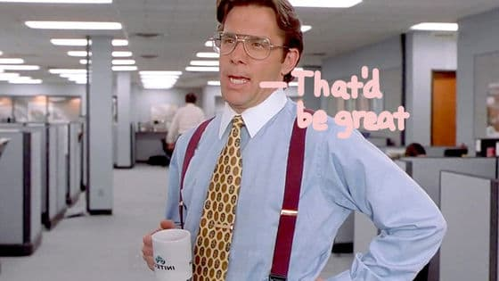 "Celebrate the 20th anniversary of ""Office Space""!"