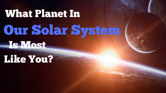 Every planet in our solar system has unique, identifying features. The same goes for every person in our solar system. Take this quiz to determine which planet is most like you.