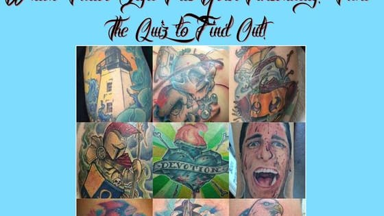 There are so many different styles of tattoos to choose from these days. Which style fits your personality best? Take the quiz and find out and enter to win a FREE tattoo!