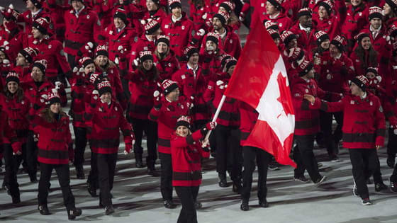 See if you can determine which Canadian Sochi 2014 medallists are in each of these images.