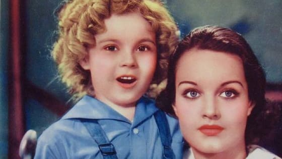 Pick the shirley movie that had the best story line  movies that came from books and plays have been excluded these movies have been specially created for Shirley Temple