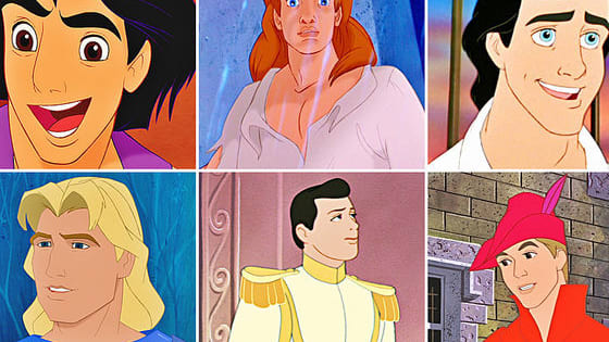 Which disney prince are you? Take this test to find out!