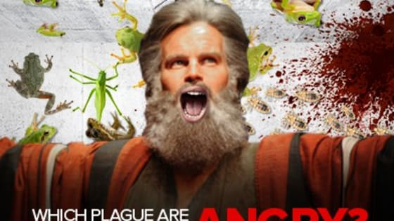 Which Biblical plague of Egypt are you when you're angry? Are you a swarm of locusts or the death of everyone's firstborn? Let's find out!