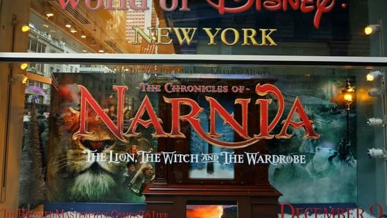 What Narnia character are you??