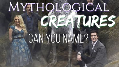 How Many Mythological Creatures Can You Name?
