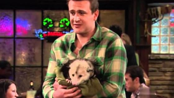 Sure everyone loves Barney Stinson, but Marshall was pretty underrated throughout the show.