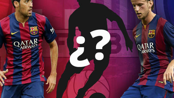 With Andres Iniesta injured, who deserves the other place in the Blaugrana midfield?