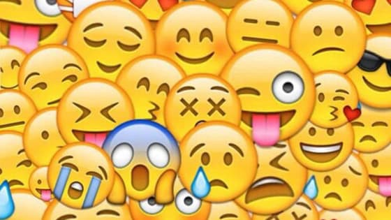What kind of emoji that lies behind your personality?