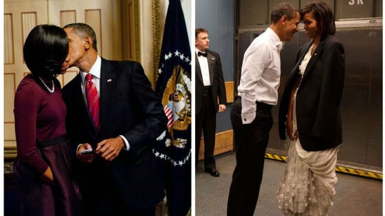 Barack and Michelle Obama have officially been your #MarriageGoals for 24 years.