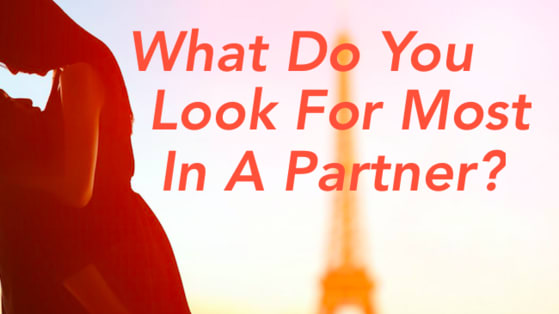 What is the number one thing you look for in a romantic partner? Take this quiz to find out!
