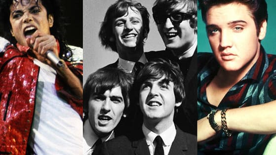 How well do you know the songs of the three most popular musical acts of all time?