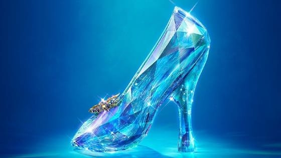 Which shoes do you think should've been chosen for the 2015 Cinderella movie?