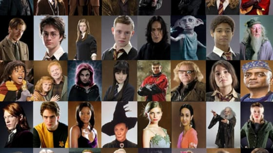 We all hate one or two Harry Potter characters... admit it.
