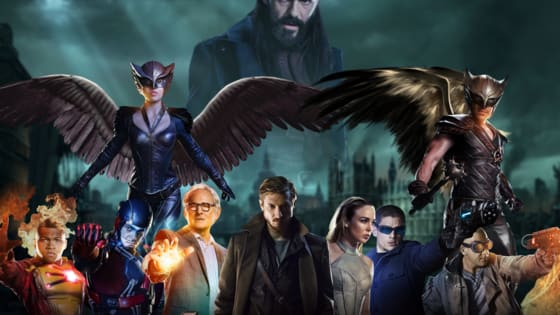 "Vote your favorit hero from our show ""Dc's Legends Of Tomorrow"""