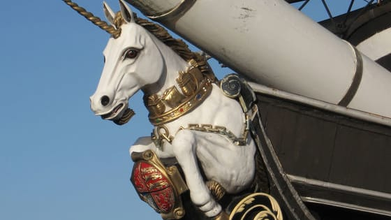 It's been Scotland's national animal since at least the 1300s, and, unsurprisingly, it can be found absolutely everywhere up and down the country - not a bad feat for a mythological beast.  We take a look at some of Scotland's most prominent examples of its official 'heraldic supporter', the unicorn: