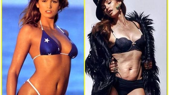 Photos from Cindy Crawford's 2013 spread for Mexican/Latin American Marie Claire have recently surfaced. What do you think?