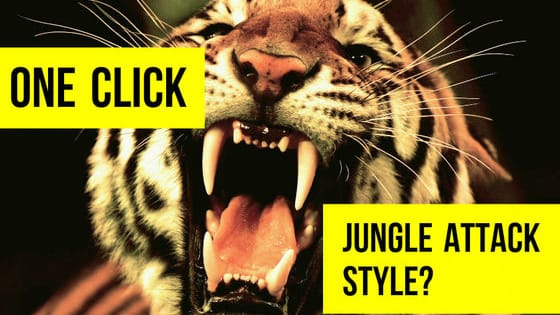 Are you quick like a snake attack? Or do you prowl like a tiger? One click and you'll know!