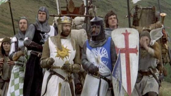 What to know if your a knight who says NI, or a french taunter. Take this quiz.