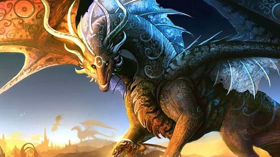 What species of dragon would you be if you were one!