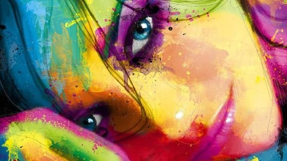 What were you in a past life based on the colors that you pick out? The results state the truth.