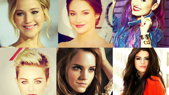 Are you meant to be Miley or maybe Jennifer Lawrence? Let's see who your soul sister is!