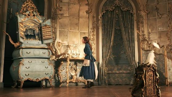 Decorate a palace for yourself, and we'll tell you which piece of furniture or knick-knack the enchantress would have turned you into at the beginning of Beauty and the Beast! Find out here!