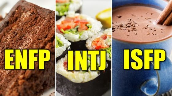 Which food best represents your personality type?