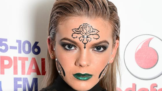 Are these super zoomed images actually pictures of #CapitalJBB artist Louisa Johnson or are they of another famous person with the Johnson surname?