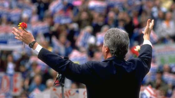 Take a look back at some of the key figures who were part of the '92 Democratic National Convention at Madison Square Garden. Do you know what they're up to now?