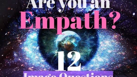 Has anyone ever told you you're empathetic? This image test will show if you are truly in tune with the emotions of over living things. as an Empath. Ready?