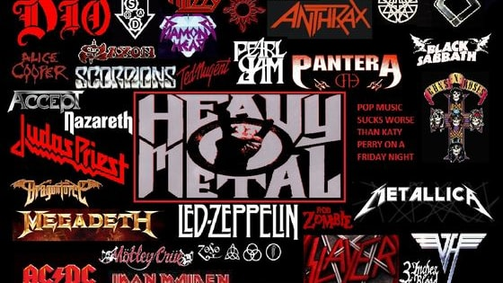 Play and find out which metal band you should listen to