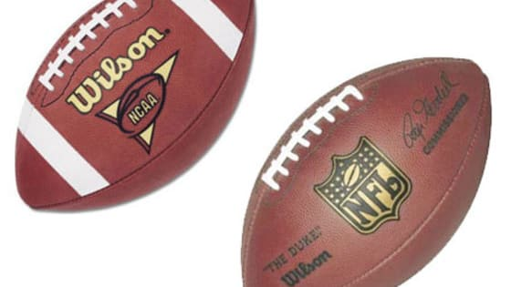 Think you really know football? Prove it! Take this quiz to test your knowledge on the difference between College Football play and the NFL.