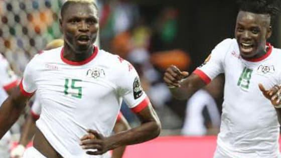 Burkina Vs Egypt