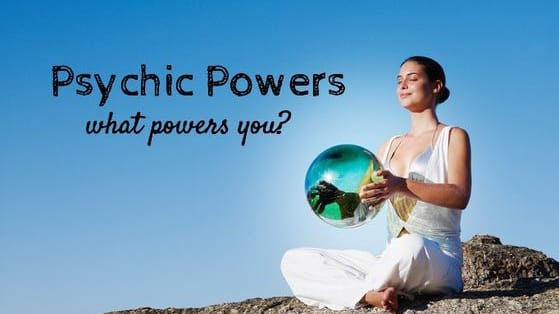 How powerful is your psychic energy! Do you feel in control of it and what it represents?