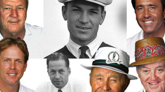 Okay, let's say the past worked out a little differently. Take this quiz to find out which of these iconic, legendary and influential golfers you could have been in another lifetime.