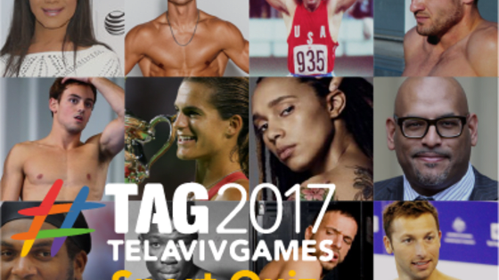 Think you good at sport? Love playing with balls? Check your knowledge about LGBT sports. Join us in March for TAG2017 - the first LGBT Tel Aviv Games tournament. goto http://www.telavivgames.org for more details >