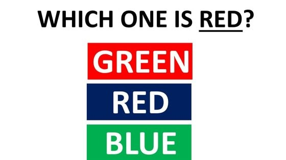 Click on the right colors and we'll tell you if you are smarter than others. Pick your answers as fast as you can.