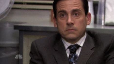 """"""" 'You miss 100% of the higher stakes shots you don't take' - Wayne Gretzky"""" - Michael Scott"""