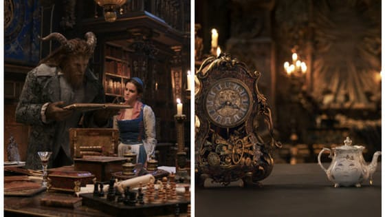 Beauty and the Beast is looking better and better by the minute, and now we have a full-length trailer to watch over and over again!