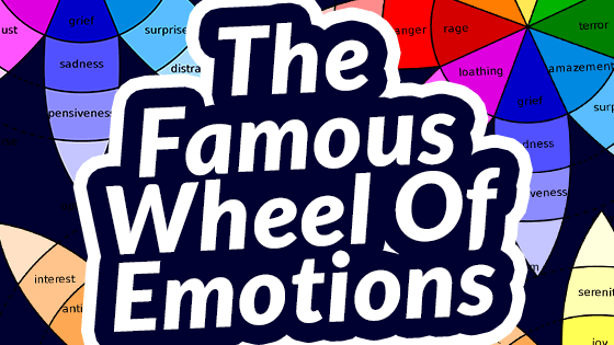 According to Prof. Robert Plutchik's emotional wheel - there are 8 primary emotions, and which one of them has its own color.  Take this 8-question test based on his research, and discover who you really are!