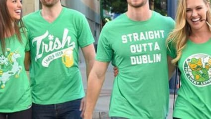Are You and Your Friends Ready for St Patrick's Day? Here are a Few Funny St Patricks Day Shirts that will Definitely make Your St Patty's Day… a Lot More Fun and a Lot More Memorable Too!