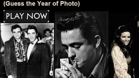 Here is more Johnny Cash Quizzes  http://quizforfan.com/category/music/johnny-cash/
