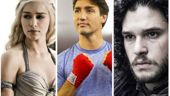 Are you more familiar with Westeros or the real world?